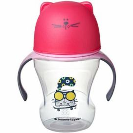 Tommee Tippee Soft 230 ml 6m+ Pink