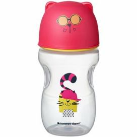 Tommee Tippee Soft 300 ml 12m+ Pink